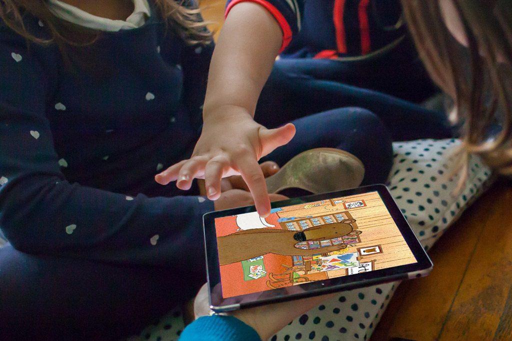 Artoo_app-e-bambini
